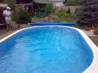 Meglévő medencék fóliázása